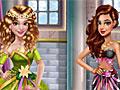 Принцесса против злодейки