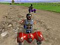 3Д гонки на трехколесном байке