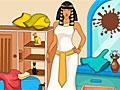 Уборка комнаты египетской принцессы