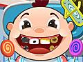 Малыш у стоматолога