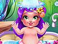 Детская ванна для русалки