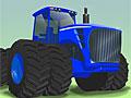 Управление трактором