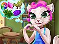 Говорящий кот: Стильная комната Анжелы