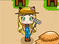 Безделье Лили на ферме