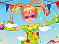 Цирковая звезда Адель