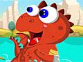 Прыжки динозавра