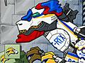 Роботы динозавры: Матч соответствия