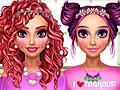 Основы пинк-макияжа