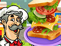 Сэндвич-закусочная