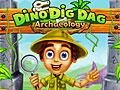 Археология: Раскопки динозавра