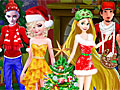 Принцессы Диснея: Семейное Рождество