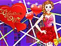 Лукбук Алисы в День Валентина