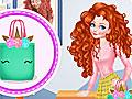Храбрая сердцем: Дизайнерская сумка для Мериды