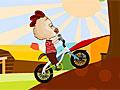 Фермерский велосипедист