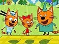Три кота: Отыщите котов