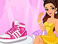 Дизайн обуви Арианы Гранде
