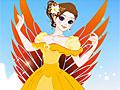Прекрасная птица-принцесса
