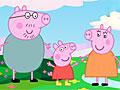 Свинка Пеппа: Игра в вышибалы