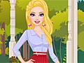 Барби любит плиссированные юбки