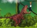 Динозавр Рекс в Рио