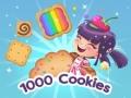 1000 печенек