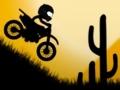 Стикмен мотоциклист