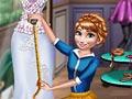 Дизайн платья для принцессы