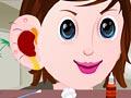 Лечить ухо маленькой принцессе