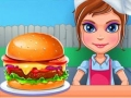 Шеф-повар бургеров