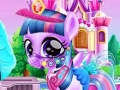 Волшебный уход за пони