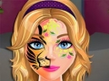 Рисунки на лице