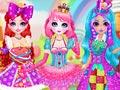 Принцессы Диснея: Конфетные наряды