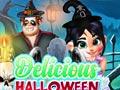 Вкусный Хэллоуин кекс