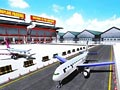 Парковка самолета