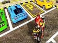 Парковка мотоциклов