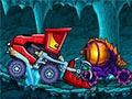 Машина ест машину: Гонка в подземелье