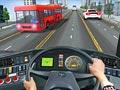 Водитель междугородного автобуса