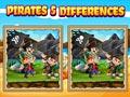 Пираты 5 отличий