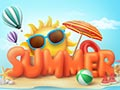 Счастливое лето пазлы