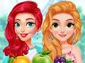 Сок-бар принцесс