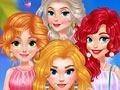 Полет принцессы на воздушном шаре