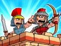 Римская империя: Оборона башни