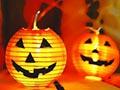 Веселые тыквы на Хэллоуин
