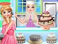 Магазин тортов для принцесс