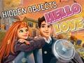 Скрытые объекты: Привет любовь